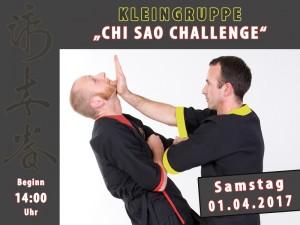 "Kleingruppe ""Chi Sao Challenge"